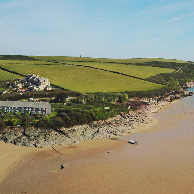 2 Pilots Cottages - Holiday Cottage, Hawkers Cove, Padstow, Cornwall