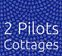 Two Pilots Cottages Logo
